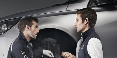 Kontrola pred STK a EK Autovav Peugeot