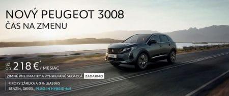 Nový Peugeot 3008