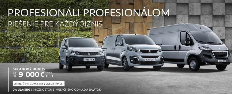 Profesionáli Peugeot