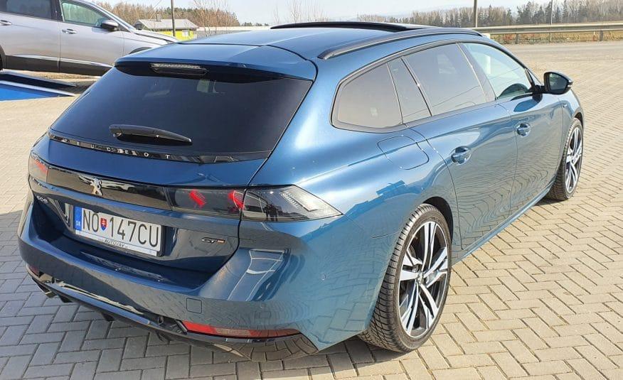 508 SW GT 2.0 BlueHDi 180 k EAT8