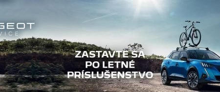 Letné príslušenstvo Peugeot